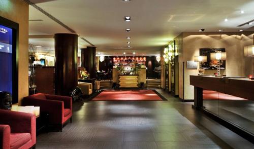 sonido para hoteles