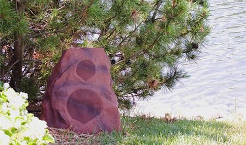 sonido para jardines y exteriores