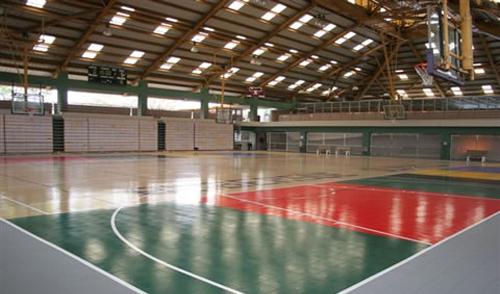 sonorización de instalaciones deportivas