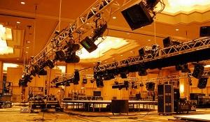 producción técnica de eventos