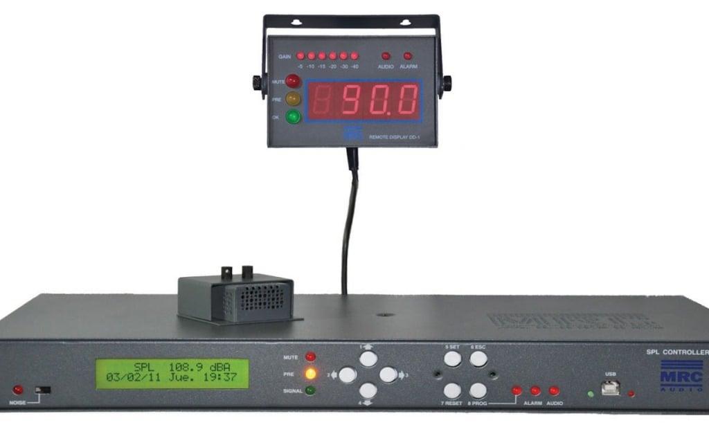 instalación de limitador de sonido en Madrid