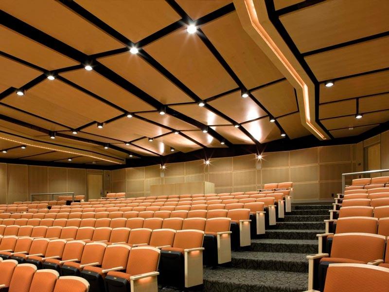 acondicionamiento acústico de auditorios