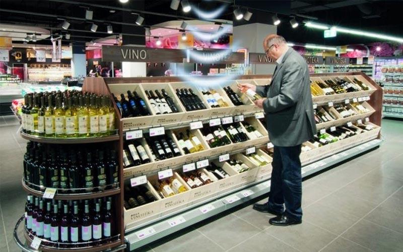 instalacion de sonido para supermercados